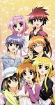 [large][AnimePaper]scans Magical Girl Lyrical Nanoha Kaiser sama(0.52)  THISRES  175469