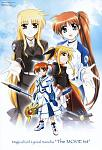 [large][AnimePaper]scans Magical Girl Lyrical Nanoha Siesta(0.68)  THISRES  194050