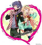 Sheryl Nome and Alto Saotome pictures