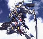 A collection of Gundam wallpaper.