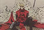 Vash the Stampede(Trigun): The crazies peace-lover ever!