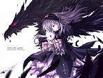 Suigintou: The sole badass of the series.