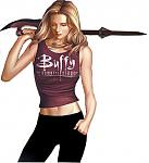 Buffy Comic Render by Seanmcn