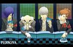 Persona Crossover   Poker Style