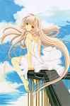 32   chii chobits clamp hair long
