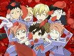 The Ouran Higschool Host Club (In Red)