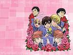The Ouran Higschool Host Club (In Pink)