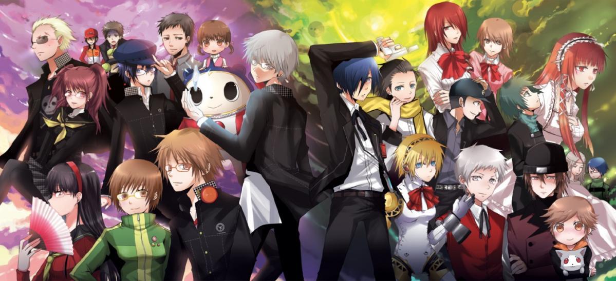 animesuki forum kikuichimonji s album persona crossover picture
