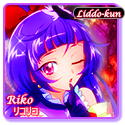 thanks to Kusabireika for this wonderful avatar of Riko (Cure Magical). :3